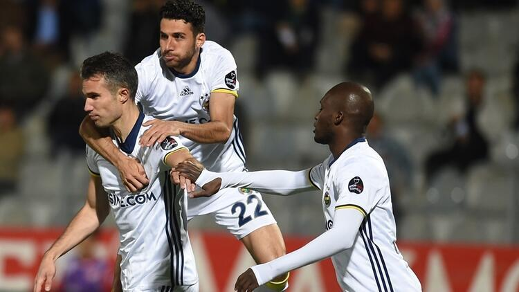 Gençlerbirliği 1-2 Fenerbahçe / MAÇ SONUCU