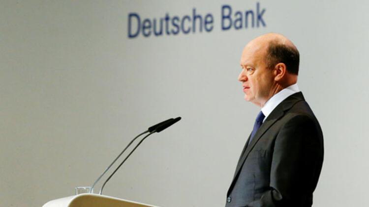 Deutsche Bank CEO'sundan 'balon fiyat' uyarısı