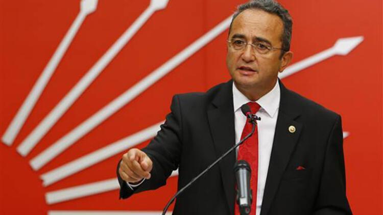 CHP'li Tezcan'dan Danıştay Başkanı'na sert tepki