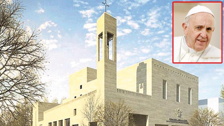 Yeşilköy'e kiliseyi onayladı - Son Dakika Haberler