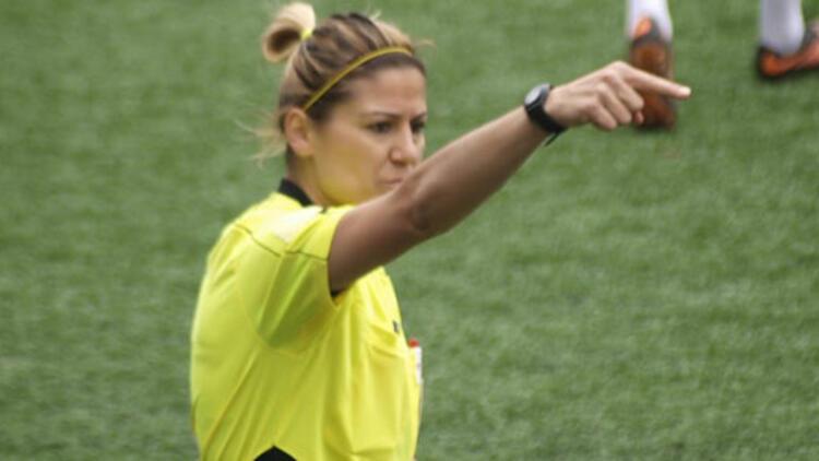 FIFA'dan Meliz Özçiğdem'e görev!