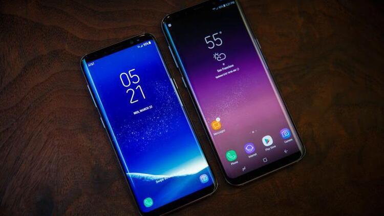Galaxy S9'un ilk görüntüsü ortaya çıktı!