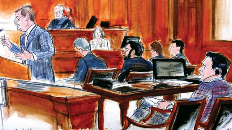 Son dakika... New York'taki 'Atilla Davası'nda söz jüride