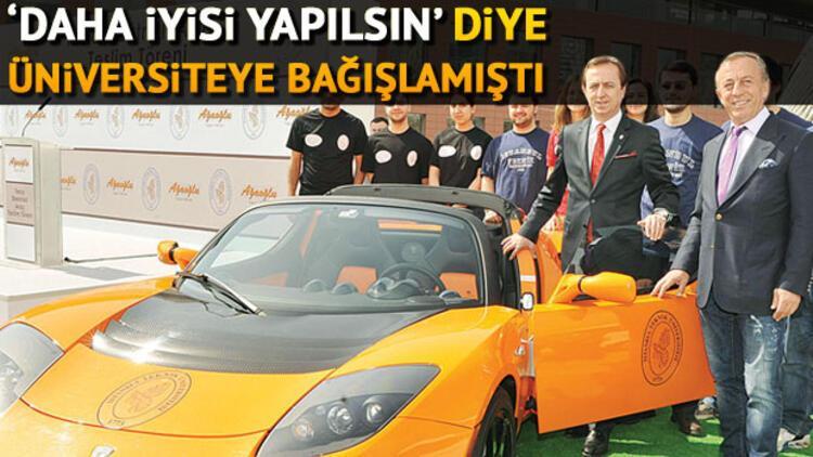 Türkiye'de bir ilkti! O Tesla'yı çürüttüler...