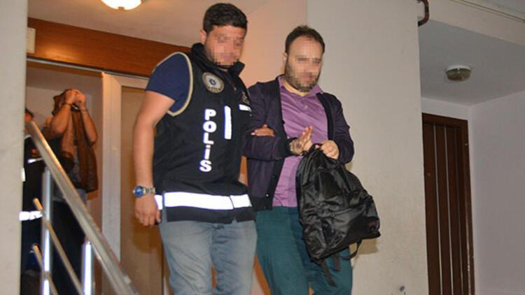 Adana'da FETÖ'nün 6 üst düzey yöneticisi gözaltına alındı