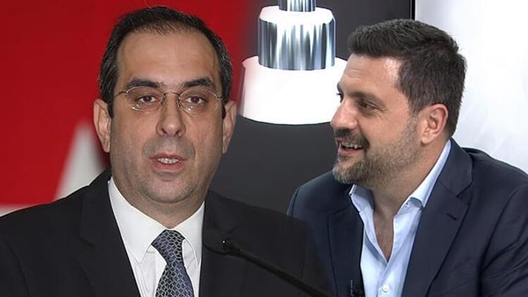 Şekip Mosturoğlu ile Beşiktaşlı yönetici arasında flaş diyalog! Olay sözler...