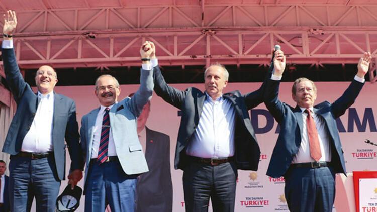 'Benim derdim Türkiye'