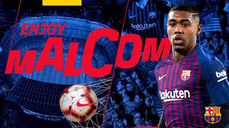 Barcelona, Malcom transferini açıkladı!