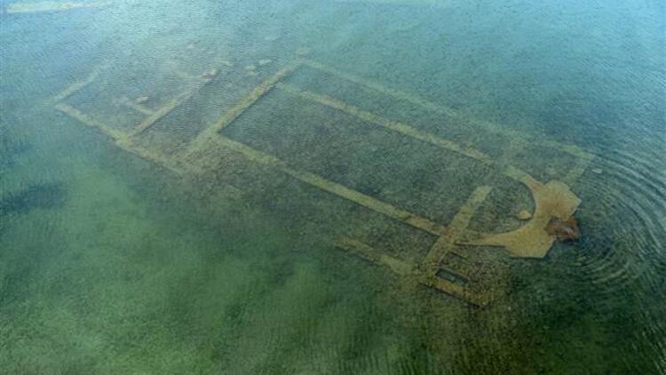 iznik su altı bazilika ile ilgili görsel sonucu
