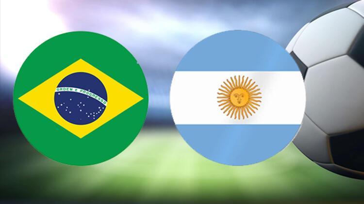 Brezilya Arjantin hazırlık maçı bu akşam hangi kanalda saat kaçta canlı olarak yayınlanacak?