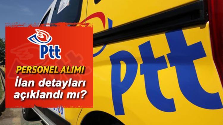 PTT personel alımı ne zaman? PTTPAL'dan personel istihdamı