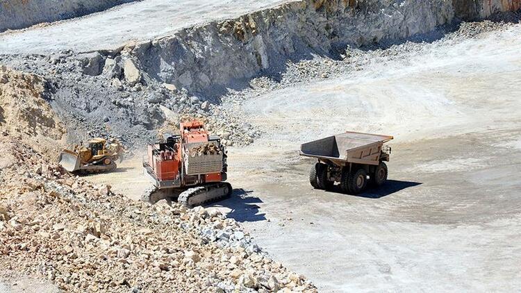 Madenciliğin GSYİH'deki payı artırılacak