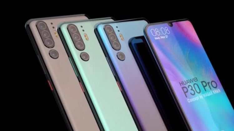 Huawei P30 fiyatı ortaya çıktı! Çok şaşıracaksınız