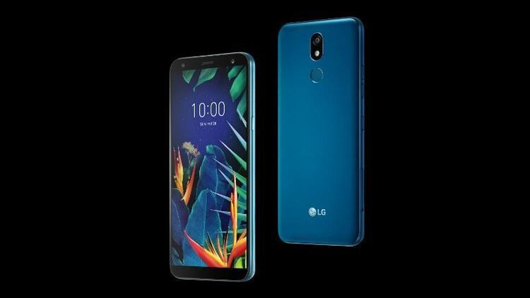 LG'den yepyeni bir telefon daha: LG K12 Plus