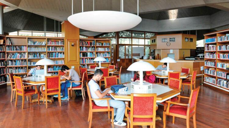 Dünyayı taşıyan sayfalar! En iyi 10 kütüphane...