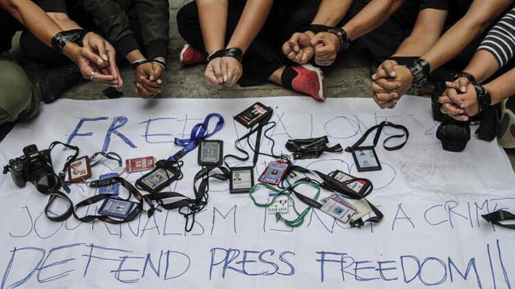Basın özgürlüğü Avrupa'da tehlikede