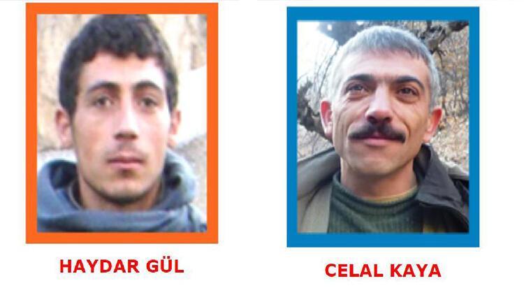 Son dakika: PKK'ya ağır darbe vurulmuştu... Kim oldukları belli oldu!
