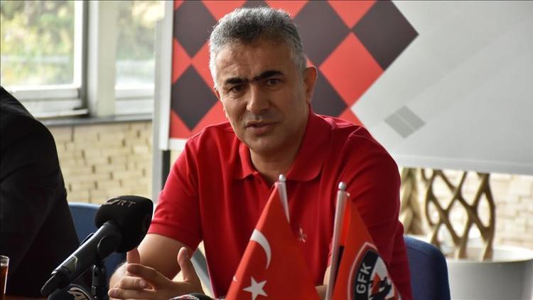 """""""Şampiyonluğu Antep'e getireceğiz"""""""