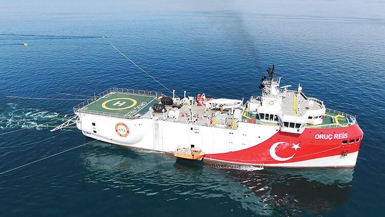 Marmara'yı karışlıyor