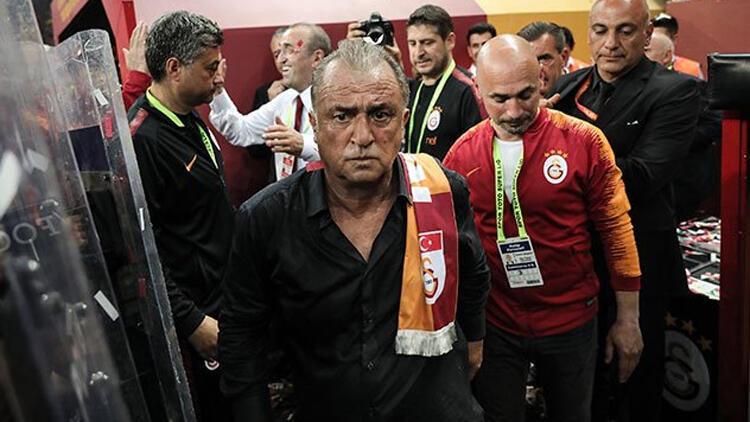 Son Dakika: PFDK, Fatih Terim'e 3 maç men cezası verdi