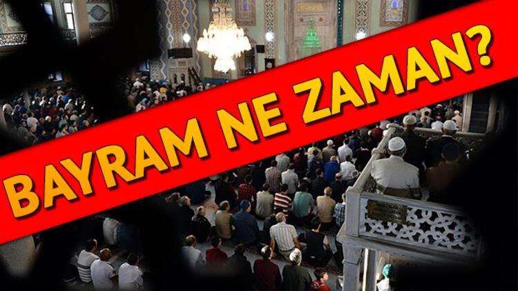 Ramazan ne zaman bitiyor? Ramazan Bayramı'na kaç gün kaldı?