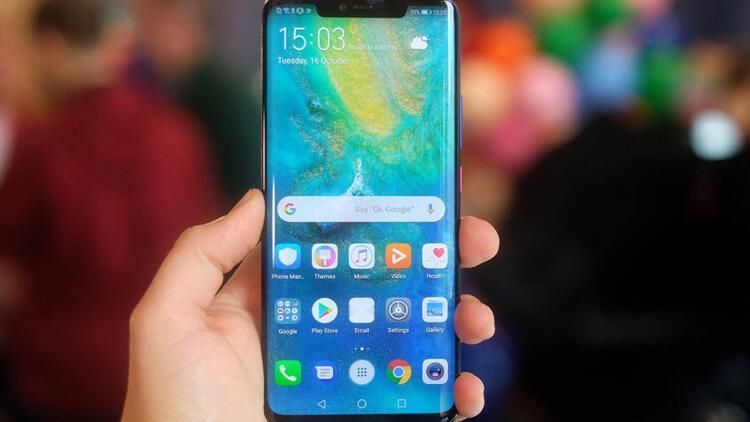 Google geri adım attı, Huawei Mate 20 Pro listeye girdi!