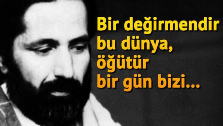 Cahit Zarifoğlu şiirleriyle anılıyor… Cahit Zarifoğlu kimdir?