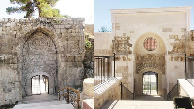 800 yıllık yepyeni kapı