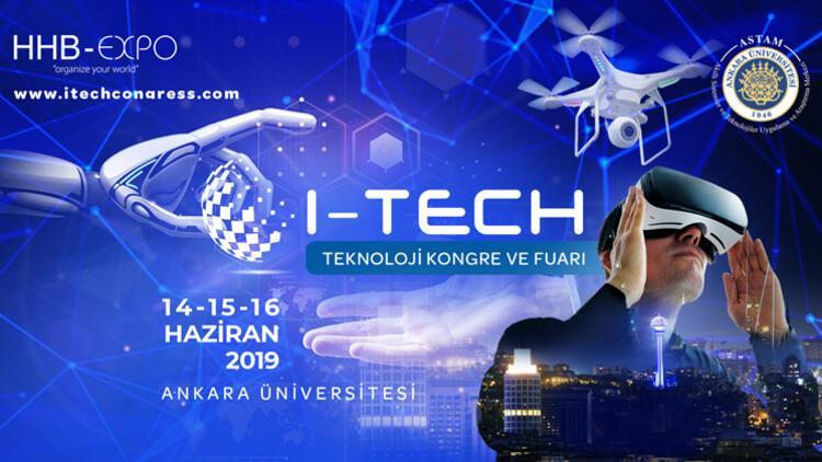 Teknoloji fuarı 14 Haziran'da başlıyor