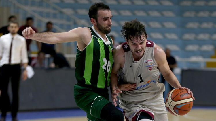 Sigortam.net İTÜ Basket, play-off final serisinde durumu 2-2'ye getirdi