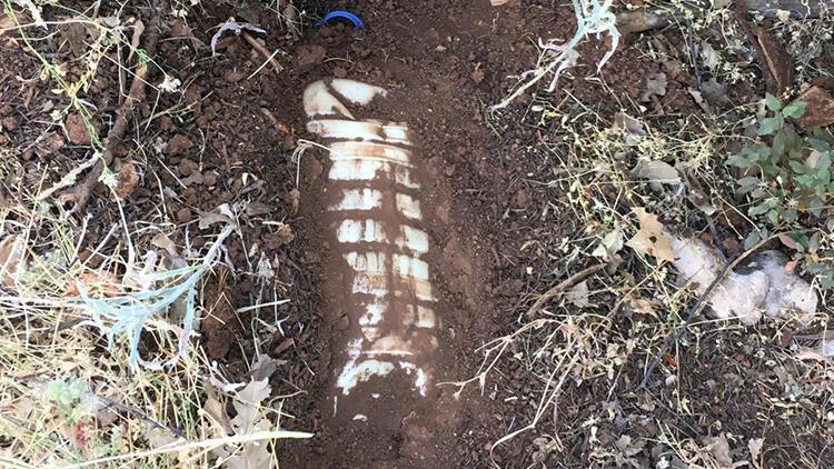 Lice'de teröristlerin tuzakladığı patlayıcı imha edildi