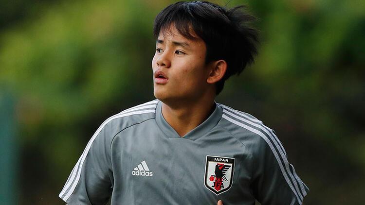 Japon Messi Real Madrid'de!