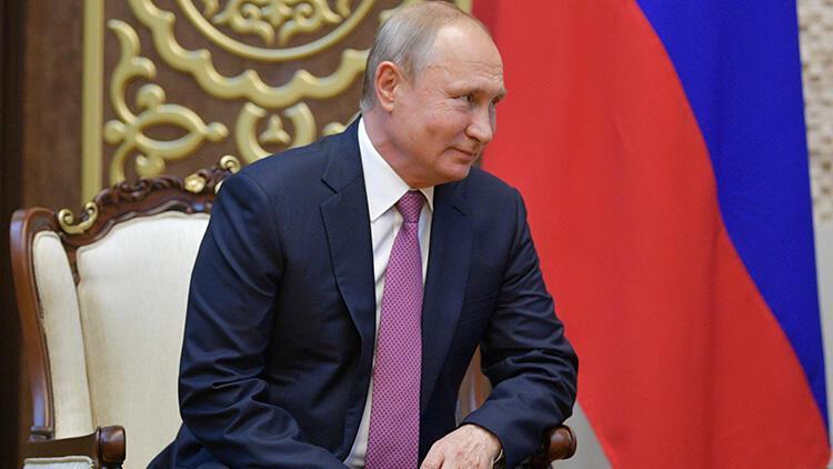 Putin: Yapılanlar Rusya, İran ve Türkiye'nin başarısıdır