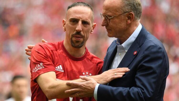 Franck Ribery'den flaş karar! | Son dakika transfer haberleri...