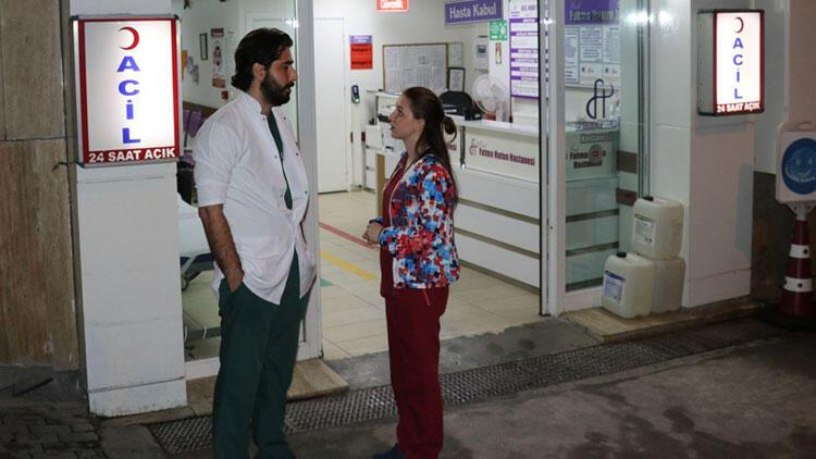 Hastane önünde şok! Hemşireye sözlü taciz sonrası ortalık karıştı