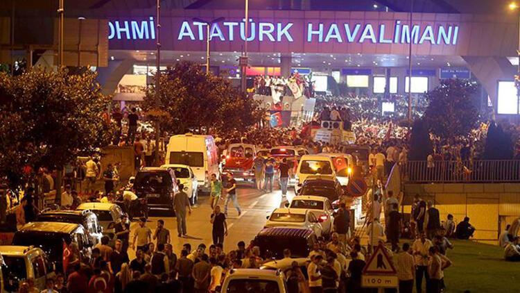 FETÖ'nün Atatürk Havalimanı'nı işgal girişimi davasında ara karar