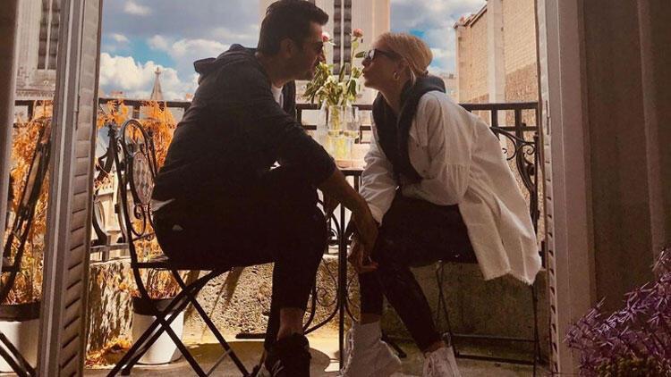 Sinem Kobal'dan romantik paylaşım: 'İyi ki doğdun sevgilim'