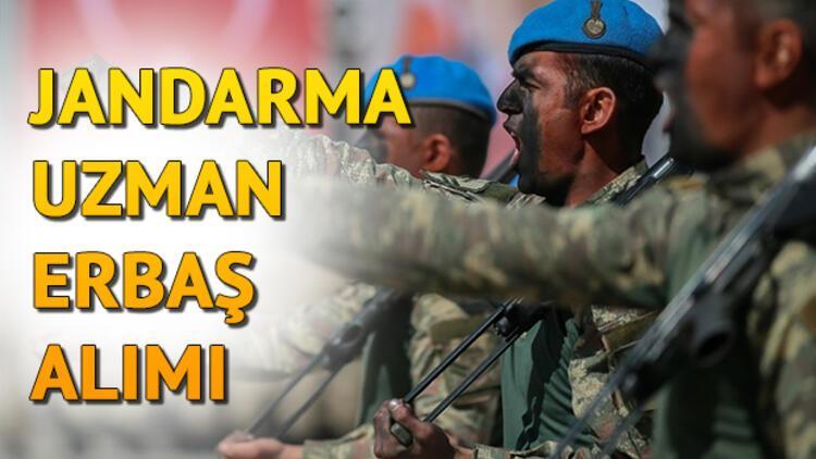 Jandarma uzman erbaş alımı başvuru sorgulama süreci devam ediyor!
