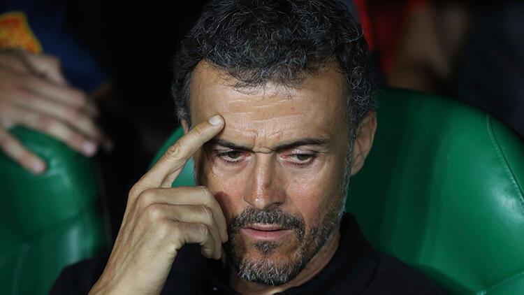 İspanya'da Luis Enrique dönemi erken bitti