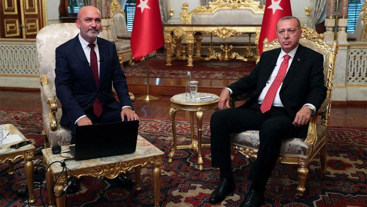 Cumhurbaşkanı Erdoğan: Ordu Valisi'ne hakareti konusunda yargının vereceği karar İmamoğlu'nun önünü kesebilir