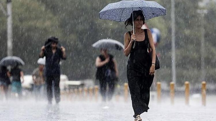 Meteoroloji'den kritik uyarı geldi! Sel, su baskını, yıldırım, dolu, kuvvetli rüzgar...