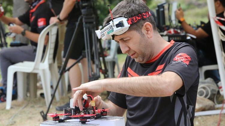 Türkiye Drone Şampiyonası 2. Etap mücadelesi Çanakkale'de