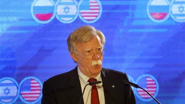 Bolton'dan İran'a yeni yaptırım tehdidi