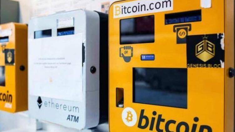 Dünya genelinde 5 bini aşkın Bitcoin ATM'si var
