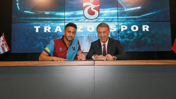 Son dakika: Trabzonspor KAP'a bildirdi! Bir transfer daha...