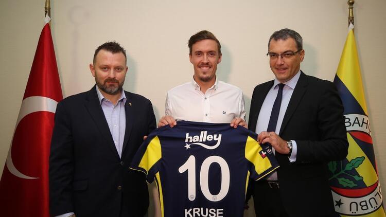 Son dakika: Fenerbahçe Max Kruse transferini resmen açıkladı