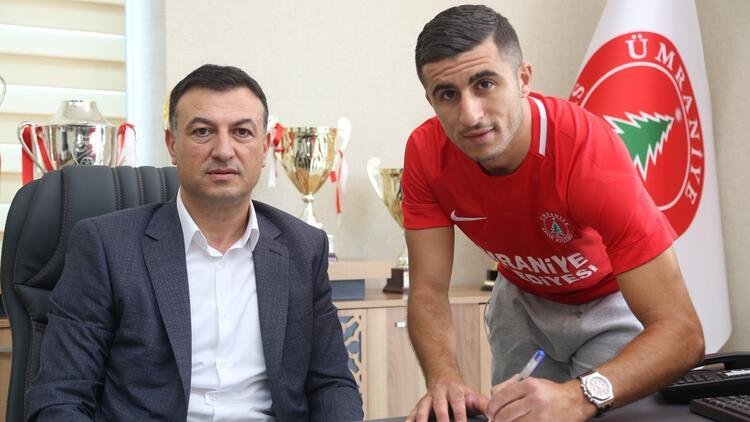 Riad Nouri, Ümraniyespor'da! | Transfer haberleri...