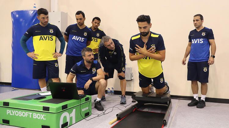 Fenerbahçe yeni sezon hazırlıklarına devam ediyor!