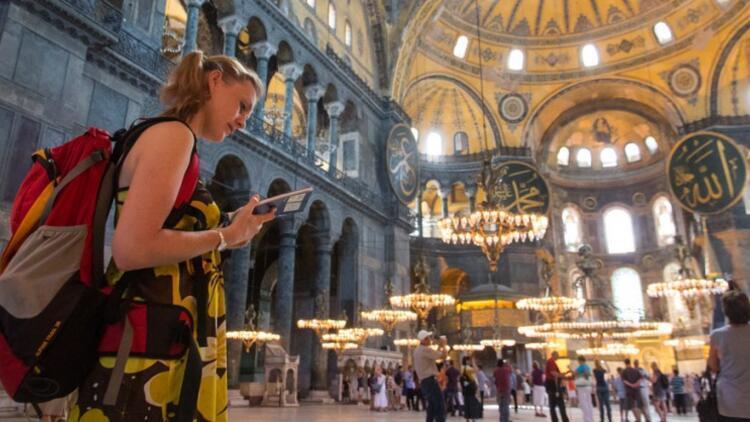 İstanbul'da beş yılın rekoru: En çok Almanlar gitti