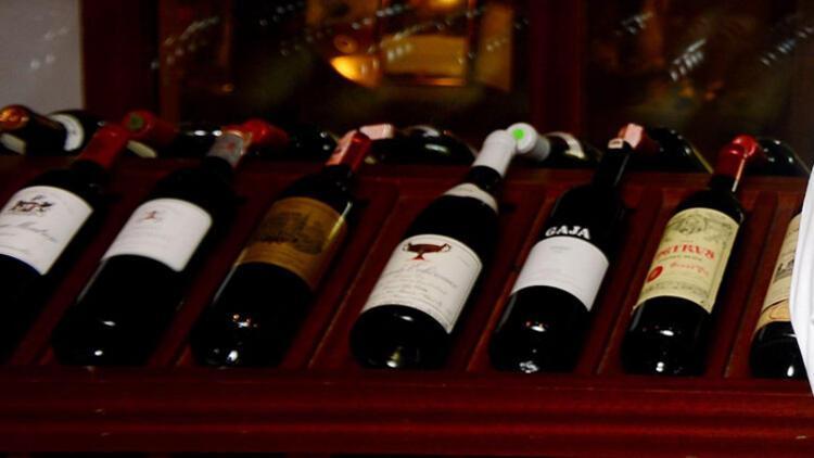 Hırsızlar 600 bin Euro'luk şarap çaldı